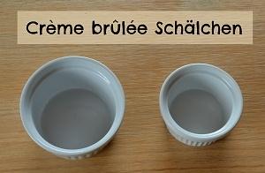 creme brulee schälchen